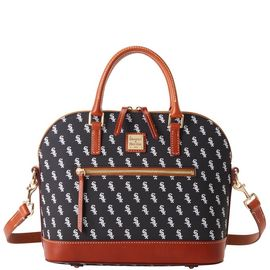 White Sox Domed Zip Satchel product
