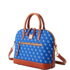 Royals Domed Zip Satchel product Hover