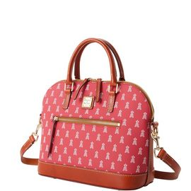 Angels Domed Zip Satchel product Hover