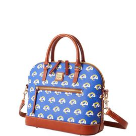 Rams Domed Zip Satchel product Hover