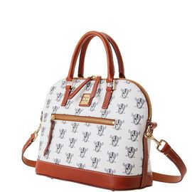 Raiders Domed Zip Satchel product Hover