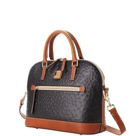 Domed Zip Satchel product hover
