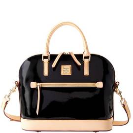 Domed Zip Satchel product