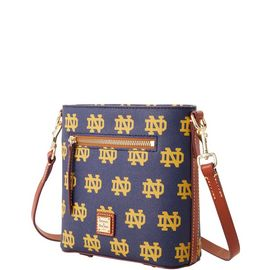 Notre Dame Small Zip Crossbody product Hover