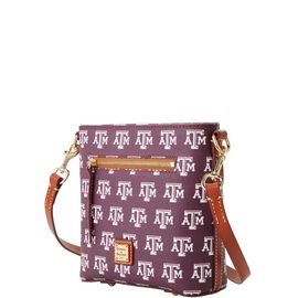Texas A&M Small Zip Crossbody product Hover