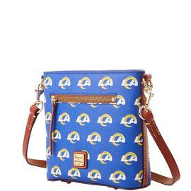 Rams Small Zip Crossbody product Hover