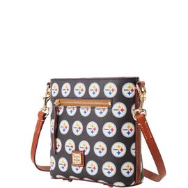 Steelers Small Zip Crossbody product Hover