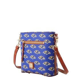 Ravens Small Zip Crossbody product Hover