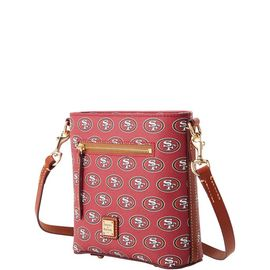 49ers Small Zip Crossbody product Hover