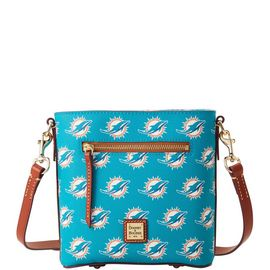 Dolphins Small Zip Crossbody product