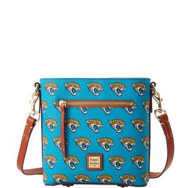 Jaguars Small Zip Crossbody product