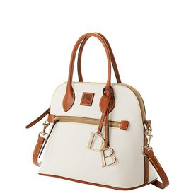 Domed Satchel product Hover