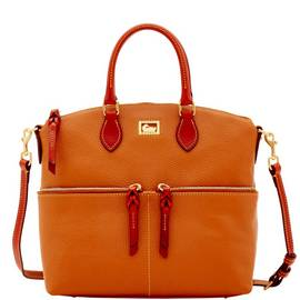 Double Pocket Satchel