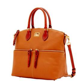Double Pocket Satchel product Hover