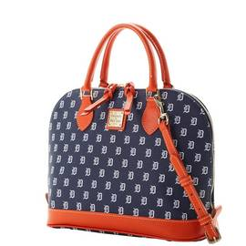 Tigers Zip Zip Satchel