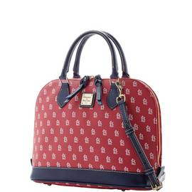 Cardinals Zip Zip Satchel