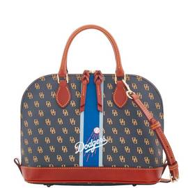 Dodgers Zip Zip Satchel