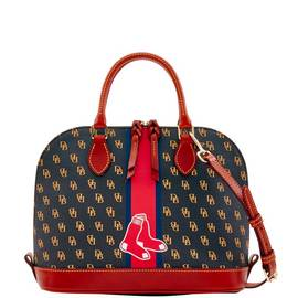 Red Sox Zip Zip Satchel