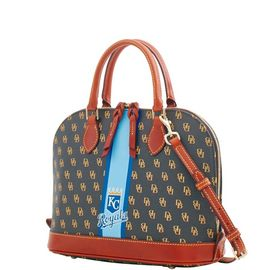Royals Zip Zip Satchel