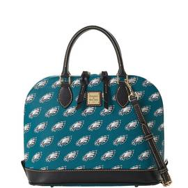 Eagles Zip Zip Satchel