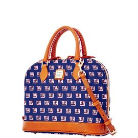 NY Giants Zip Zip Satchel