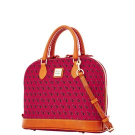 AZ Cardinals Zip Zip Satchel