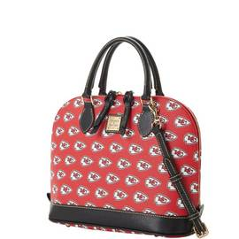 Chiefs Zip Zip Satchel