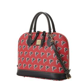 Falcons Zip Zip Satchel