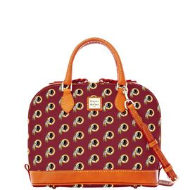 Redskins Zip Zip Satchel