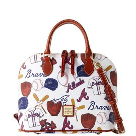 Braves Zip Zip Satchel product
