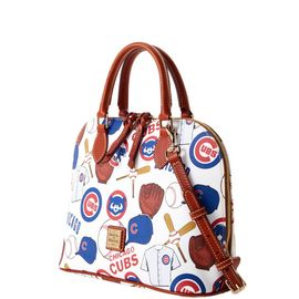 Cubs Zip Zip Satchel