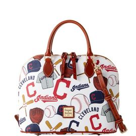 Indians Zip Zip Satchel product