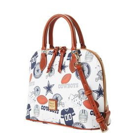 Cowboys Zip Zip Satchel