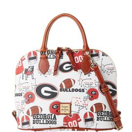 Georgia Zip Zip Satchel product