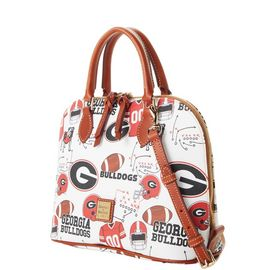 Georgia Zip Zip Satchel