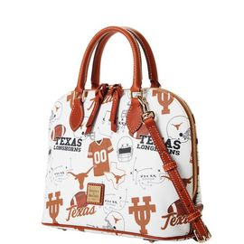 Texas Zip Zip Satchel