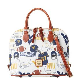 West Virginia Zip Zip Satchel product