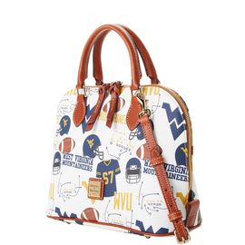 West Virginia Zip Zip Satchel product Hover
