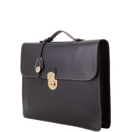 Small Gusset Briefcase product Hover