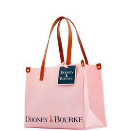 Pink Ribbon Shopper