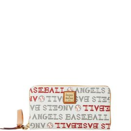 Angels Zip Around Wristlet