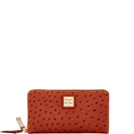 Large Zip Around Wristlet