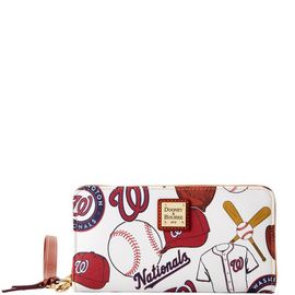 Nationals Large Zip Around Wristlet product
