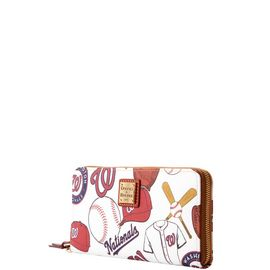 Nationals Large Zip Around Wristlet product Hover