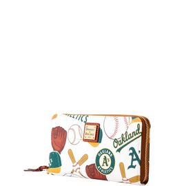 Athletics Large Zip Around Wristlet product Hover