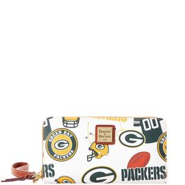 Packers Large Zip Around Wristlet product