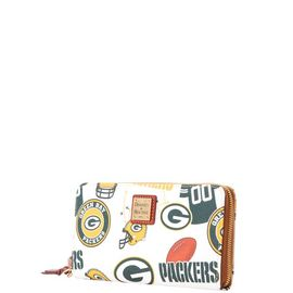 Packers Large Zip Around Wristlet product Hover
