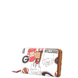 Georgia Large Zip Around Wristlet product Hover