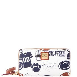 Penn State Large Zip Around Wristlet product