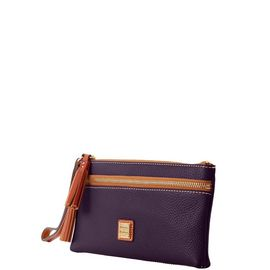 Double Zip Wristlet product Hover